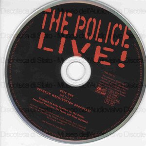 Live / The Police