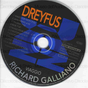 Viaggio / Richard Galliano