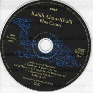 Blue camel / Rabih Abou-Khalil