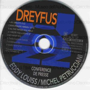 Conference de presse / Eddy Louiss, Michel Petrucciani