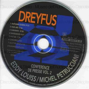 Conference de presse : Vol. 2 / Eddy Louiss, Michel Petrucciani