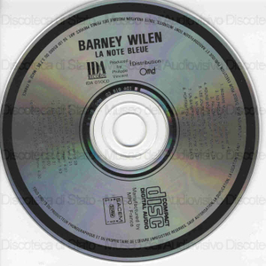 La note blue / Barney Wilen