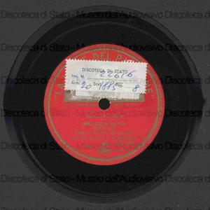 Melodia in Fa / Anton Grigor'evic Rubinstein. Traumerei = Sogno / Robert Schumann ; Pablo Casals, violoncello ; [in brano 1] pf. Mednikoff ; [in brano 2] pf. O. Schulhof