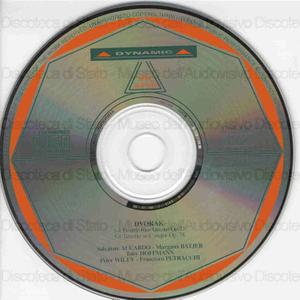 Dvorak : Double bass quintet Op. 77 ; Terzetto Op. 74 ; S. Accardo, M. Batjer, T. Hoffman, P. Wiley, F. Petracchi