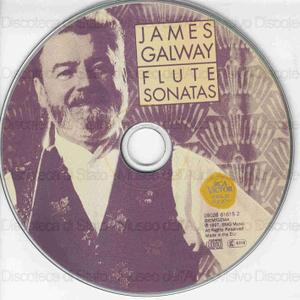 Flute sonatas / Jame Galway, flute