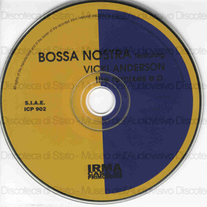 Home is where the hatred is / Bossa Nostra featuring Vicki Anderson