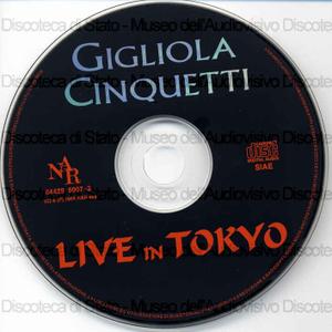 Live in Tokyo / Gigliola Cinquetti