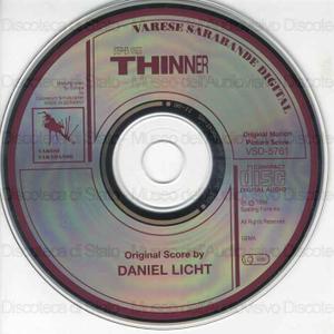Thinner / Original score by Daniel Licht