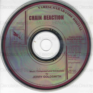Chain reaction / Jerry Goldsmith