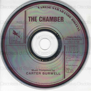 The chamber / Music composed by Carter Burwell