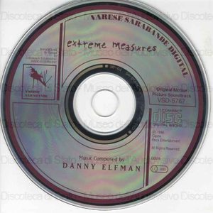 Extreme measures / Danny Elfman