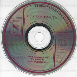 It's my party / music by Basil Poledouris
