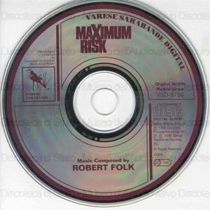 Maximum risk / Music Composed by Robert Folk