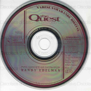 The quest / Randy Edelman