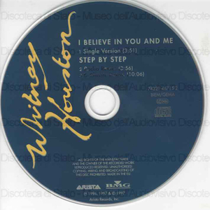 I believe in you and me / Whitney Houston
