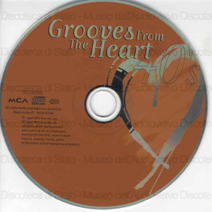 Groove from the heart 40's