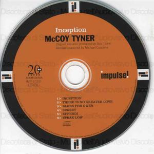 Inception / McCoy Tyner