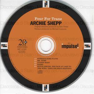 Four for trane / Archie Shepp