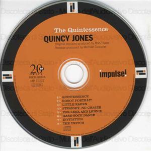 The quintessence / Quincy Jones