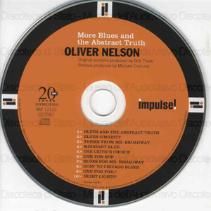 More Blues and the Abstract Truth / Oliver Nelson