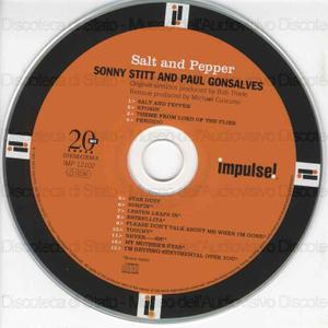 Salt and pepper / Sonny Stitt and Paul Gonsalves