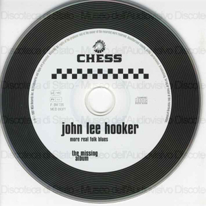 More real folk blues / John Lee Hooker