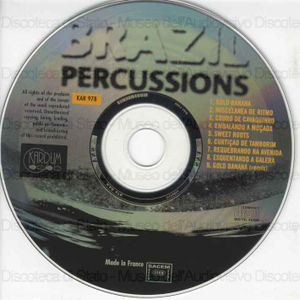 Brazil percussions / Padre Miguel & Drums Society