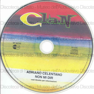 Non mi dir / Adriano Celentano