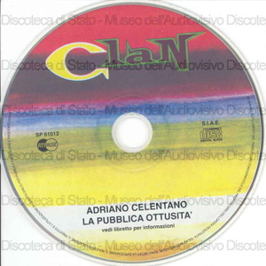 La pubblica ottusita' / Adriano Celentano
