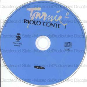 Tournee' 2 : Live / Paolo Conte