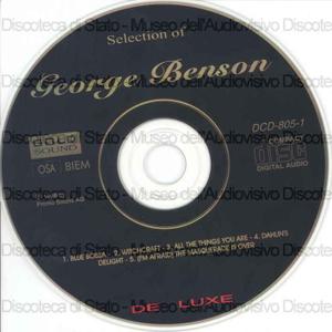 George Benson : Selection of