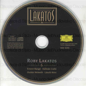 Roby Lakatos : live in New York / Counting Crows
