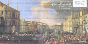Concerti con molti istromenti / Vivaldi ; The King's Consort ; Robert King, conductor