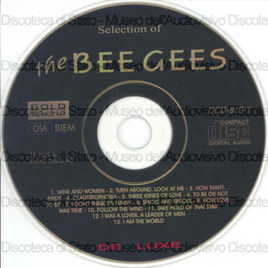 Selection of the Bee Gees