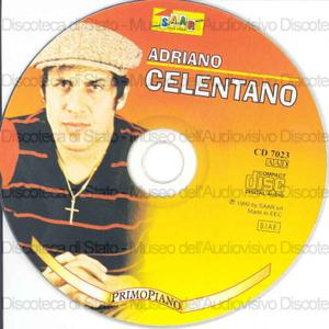 Adriano Celentano : Il tuo bacio e' come un rock