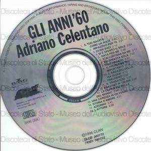 Gli anni ''60 / Adriano Celentano