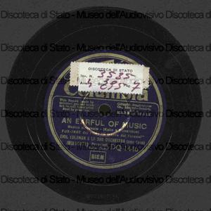 An earful of music ; When my ship comes in / E. Coleman e la sua orchestra e coro