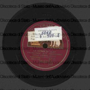 La danza di Olaf / Pick Mangiagalli. Il quai del porto di Famagosta / Pizzetti ; [in entrambi i brani] C. Vidusso, piano