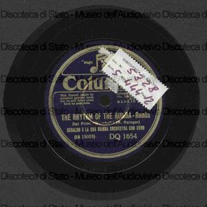 The rhythm of the rumba ; The magic of you / Geraldo e la sua rumba orchestra ; coro