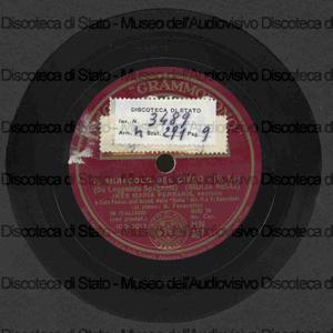 Il miracolo del cieco : Leggenda spagnola / G. Recli ; I. M. Ferraris ; G. Favaretto, piano ; Orch. della Scala ; Veneziani, dir.