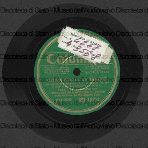 Concerto in La min. op.54 / Robert Schumann ; pf. Yves Nat ; Orchestra sinfonica di Parigi ; direttore Bigot