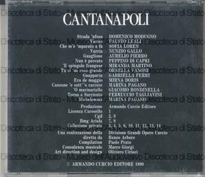 Cantanapoli / Domenico Modugno, Fausto Leali, Sofia Loren ... [et al.]