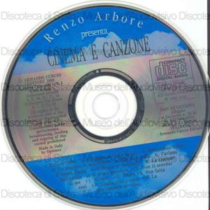Cinema e canzone : Renzo Arbore presenta / Mina, Nico Fidenco, Tony Dallara ... [et al.]