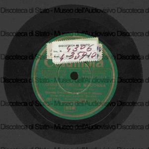 I gioielli della Madonna : Intermezzo atto 2. ; Intermezzo atto 3. / Wolf-Ferrari ; Orch. Sinfonica di Milano ; Molajoli, direttore