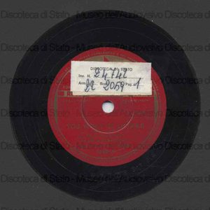 You won''t be satisfied ; The frim fram sauce / Fitgerald, Armstrong ; Orchestra Bob Haggart ; Haggart, direttore