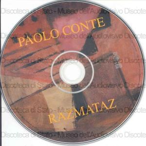 Razmataz / Paolo Conte