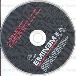 The real slim shady / Eminem