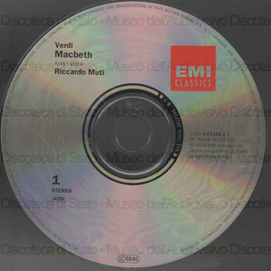 Macbeth : Opera in four acts / Giuseppe Verdi ; F. M. Piave & A. Maffei ; New Philharmonia Orchestra ; Riccardo Muti, conductor ; Ambrosian Opera Orchestra ; Jon NcCarthy, chorus master ; [interpreti]: S. Milnes, F....