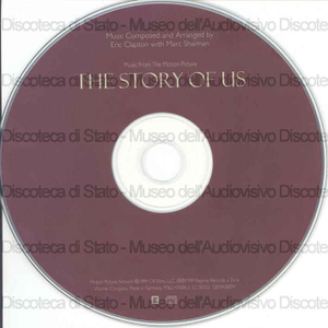 The Story of us / Music composed and arranged by Eric Clapton with Marc Shaiman