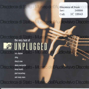 The very best of unplugged / Eric Clapton, Sting, Sheryl Crow ... [et al.]